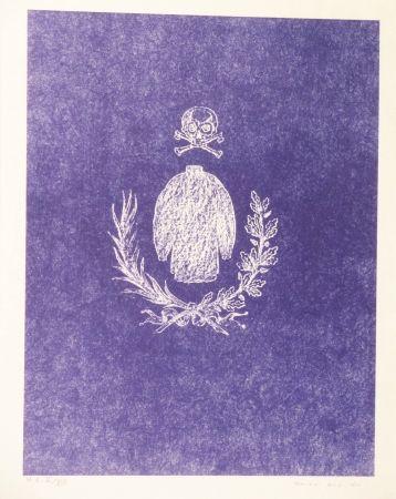 Литография Ernst - Die ballade von Soldaten
