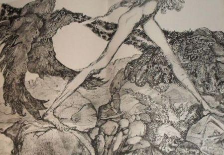 Иллюстрированная Книга Simon - Die Suchende / Celle qui cherche