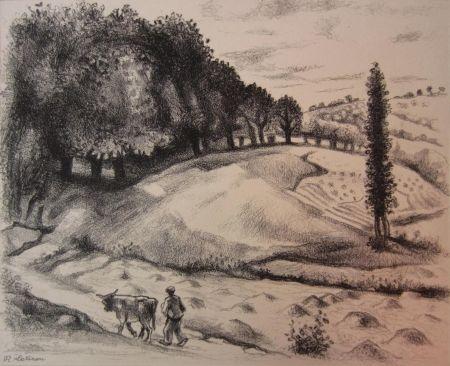 Гравюра Lotiron - Dix estampes originales