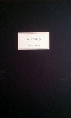 Иллюстрированная Книга Palazuelo - DLM - Derrière le miroir Deluxe n°137