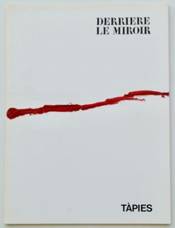 Литография Tapies - Dlm - Derrière Le Miroir Nº 180