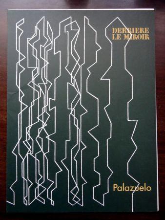 Иллюстрированная Книга Palazuelo - DLM - Derrière le miroir nº 229