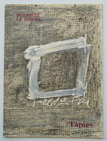 Литография Tapies - DLM - Derrière le miroir nº 234