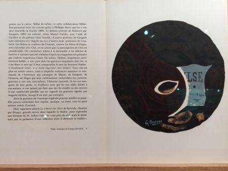 Иллюстрированная Книга Braque - DLM 121 122
