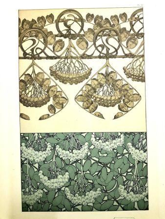 Литография Mucha - Documents Décoratifs
