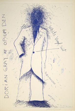 Литография Dine - Dorian Gray, Opium