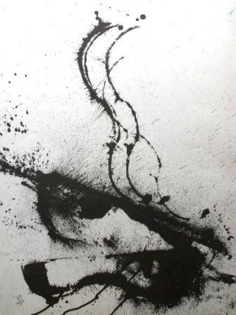 Литография Arman - Dracula