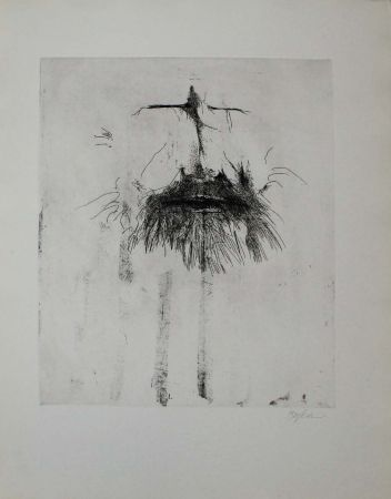 Гравюра Baskin - Drawings for the Iliad (complete set of six etchings)