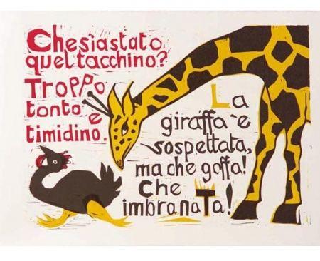 Иллюстрированная Книга Brancaforte - Duccio il pittore elettrodomestico