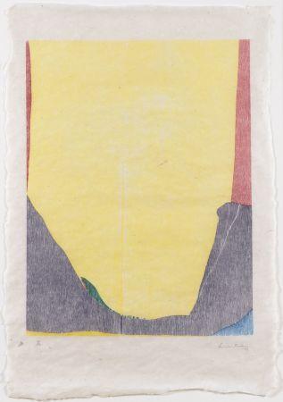 Гравюра На Дереве Frankenthaler - East and Beyond