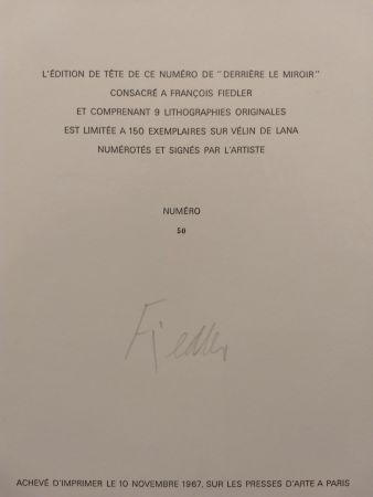 Иллюстрированная Книга Fiedler - Edition Tete DLM 167
