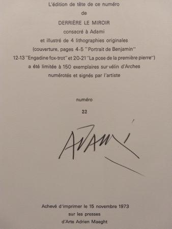 Иллюстрированная Книга Adami - Edition Tete DLM 206