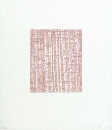 Гравюра Santibañez - El alma de los árboles