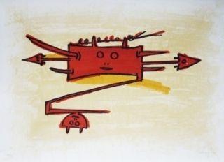 Литография Lam - El ultimo viaje del buque fantasma-6