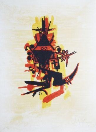 Литография Lam - El ultimo viaje del buque fantasma 10