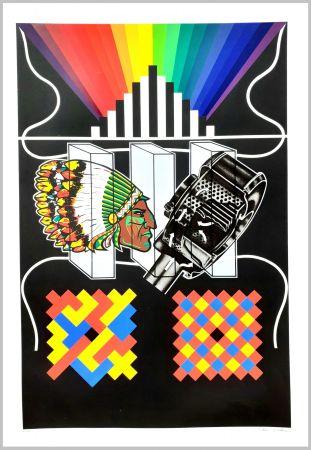 Сериграфия Phillips - Eliminator
