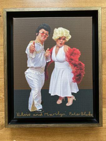 Нет Никаких Технических Blake - Elvis & Marilyn