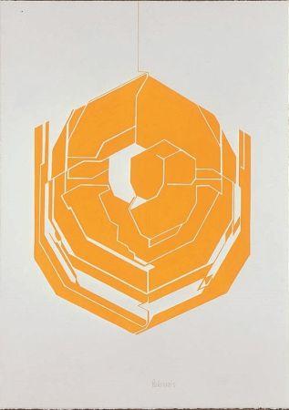 Литография Palazuelo - Emblema I