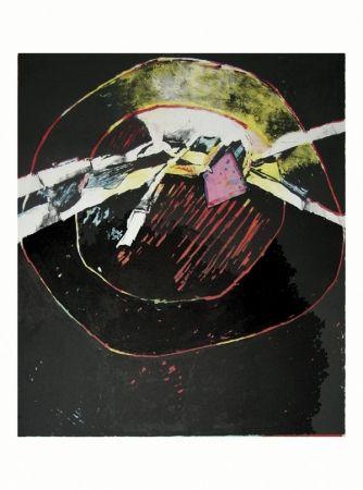 Литография Balas - En marge du goût de J. A. Brillat-Savarin II