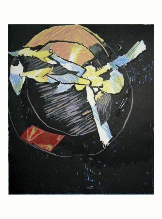 Литография Balas - En marge du goût de J. A. Brillat-Savarin III