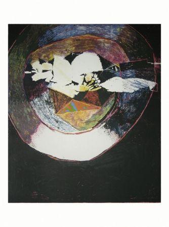 Литография Balas - En marge du goût de J. A. Brillat-Savarin V