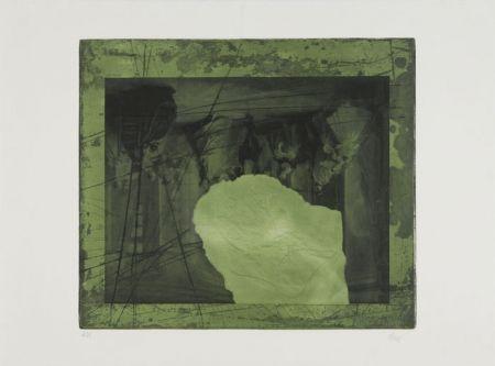 Карборунд Clavé - En Noir et Vert