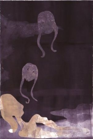 Монотип Ikemura - Ensayos de la sombra 2