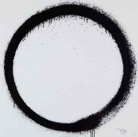 Литография Murakami - Enso: Tranquility,