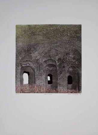 Офорт И Аквитанта Vernunft - Entro le mura