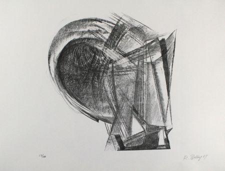Литография Belling - Entwurf für Metallplatten und Draht II
