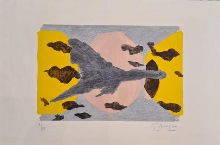 Литография Braque - Equinoxe