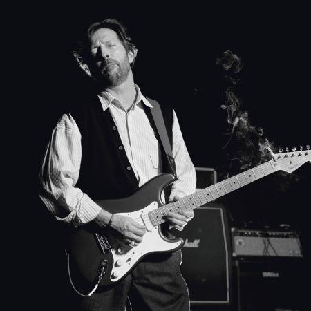 Фотографии O'neil - Eric Clapton, B&W