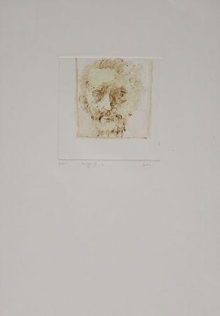 Монотип Baskin - Ernst Barlach