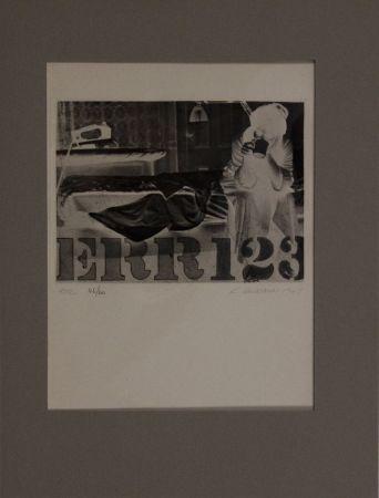 Офорт Indiana -  Err123