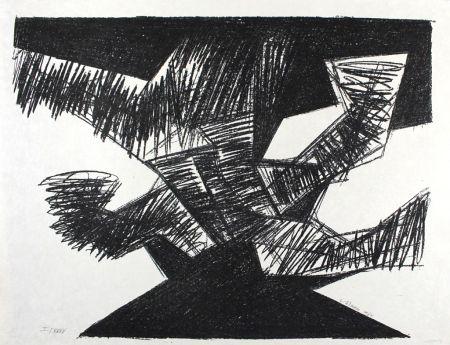 Литография Uhlmann - Erregt