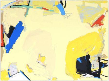 Сериграфия Capa - Espacio Amarillo