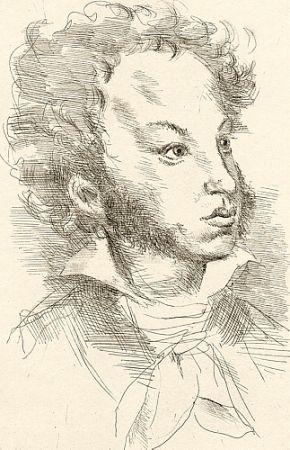 Иллюстрированная Книга Calandri - Eugenio Onieghin