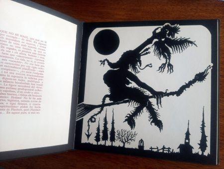 Иллюстрированная Книга Ponç - Exploracio de l'ombra - Joan Fuster / Joan Ponç