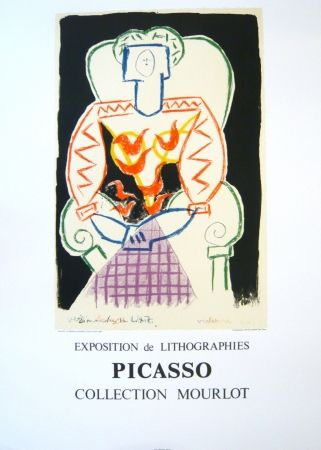 Афиша Picasso - Exposition Picasso Mourlot 1