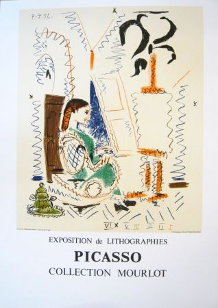 Афиша Picasso - Exposition Picasso Mourlot 2