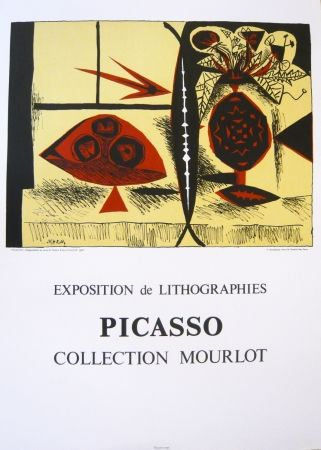 Афиша Picasso - Exposition Picasso Mourlot 3