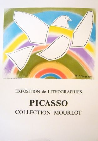 Афиша Picasso - Exposition Picasso Mourlot 4