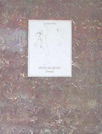 Иллюстрированная Книга Fini - Fêtes Secretes