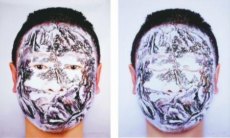 Фотографии Yan - Face tattoo