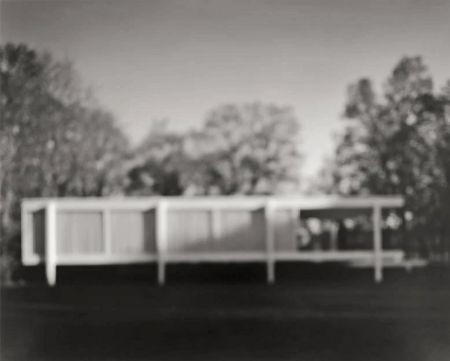 Многоэкземплярное Произведение Sugimoto - Farnsworth House