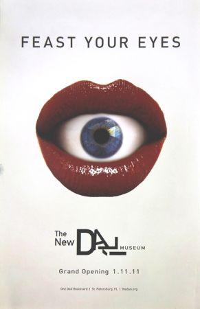 Гашение Dali - Feast  Your  Eyes