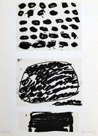 Сериграфия Kounellis - Federico Garcia Lorca