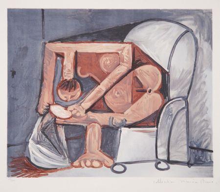 Литография Picasso (After) -