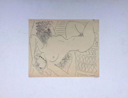 Нет Никаких Технических Matisse - Femme Nue Allongée