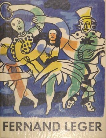 Иллюстрированная Книга Leger - Fernand Léger. The Complete Graphic Work